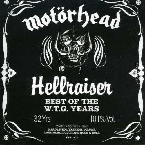 CD : Motorhead - Hellraiser: Best of WTG Years (France - Import)