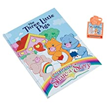 Care Bears Share-A-Story The Three Little Pigs, Book & Story Cartridge, Share A Story Fairy Tale Library by Care Bears
