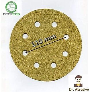 Karebac 99458 Firm Sanding Block for PSA Abrasives 8 x2-5//8 Face