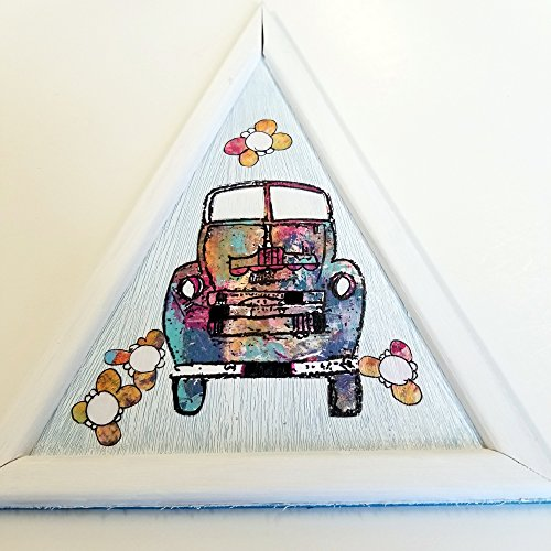 Old Truck Wall Art~ Home Decor