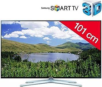 SAMSUNG UE40H6470 - Televisor LED 3D Smart TV + Kit Soporte Mural n°2 + Cable HDMI: Amazon.es: Electrónica