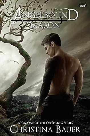 book cover of Maxon
