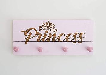 Evan332Eddie - Perchero con diseño de Princesa en Forma de ...