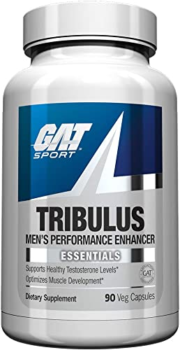 GAT Sport Essentials Tribulus Men s Performance Enhancer