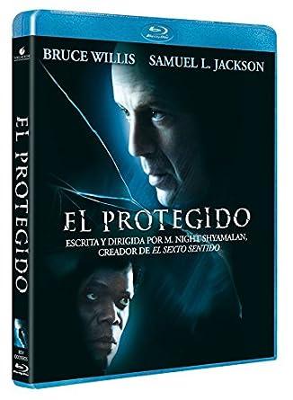 El Protegido Blu Ray Amazones Bruce Willis Samuel L Jackson
