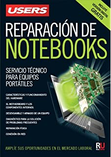Reparación de notebooks: Manuales Users (Spanish Edition)
