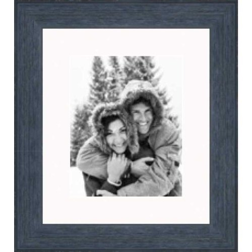 Rustic Black Wire Brush picture frame 11X14
