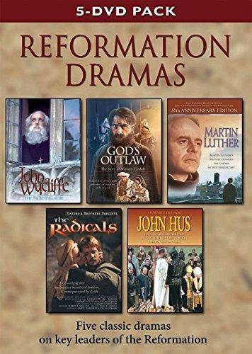 Reformation Dramas 5-DVD Pack