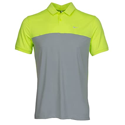 cc79a4c7 Image Unavailable. Image not available for. Color: Nike Golf Men's Icon Color  Block Polo ...