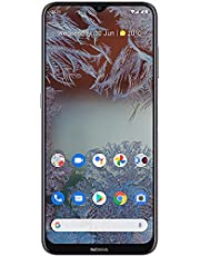 Nokia G10 | Android 11 | Unlocked Smartphone | 3-Day Battery | Dual SIM | US Version | 3/32GB | 6.52-Inch Screen | 13MP Triple Camera | Dusk
