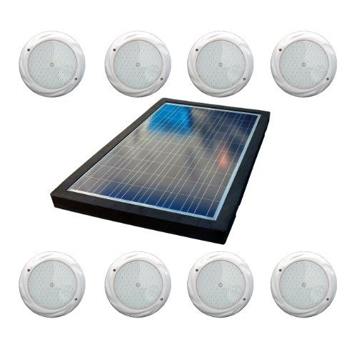 Savior Solar Powered Pool Light