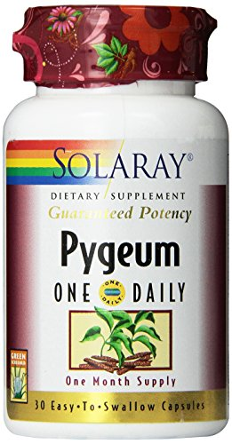 Cheap Solaray One Daily Pygeum Extract, 100 mg, 30 Count