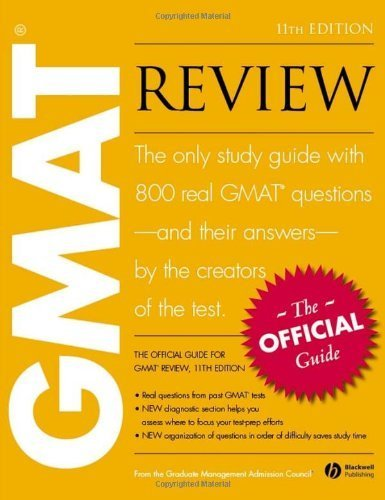 the-official-guide-for-gmat-review-by-graduate-management-admission-council-gmac-2005-10-05
