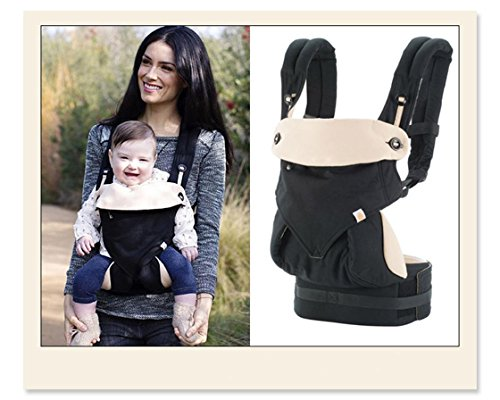 ldren Slings Waist Stool Breathable Backpack Safety of Maternal and child products Four Seasons Universal Baby Carriers , Khaki (Baby Sling Khaki)