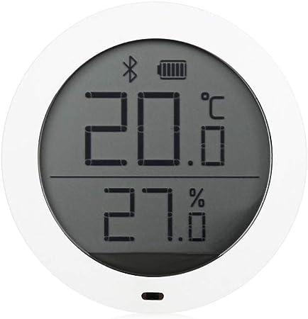 Xiaomi Mi Temperature And Humidity Monitor White Sim Elektronik