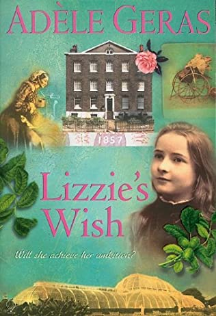 book cover of Lizzie\'s Wish