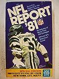 NFL Report, 1981, NFL, 0440063817