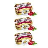 GRETHER'S Pastilles Redcurrant Sugar Free 60g/2.1oz - 3 Pack