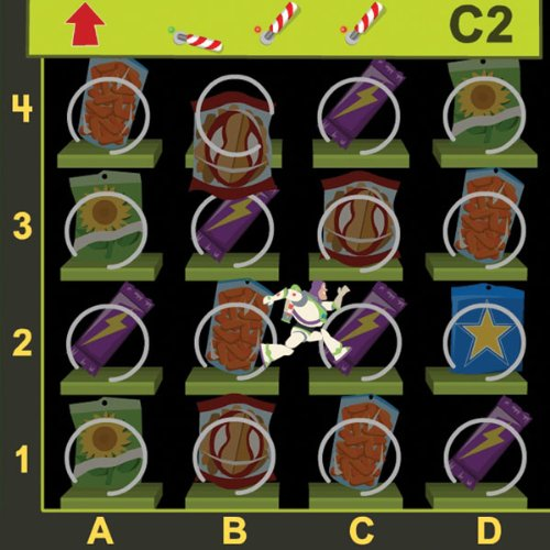 LeapFrog Leapster Learning Game: Toy Story 3 by LeapFrog (Image #4)