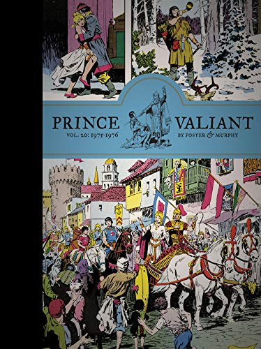 Pdf Graphic Novels Prince Valiant Vol. 20: 1975-1976 (Vol. 20)  (Prince Valiant)