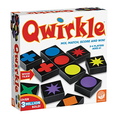 Qwirkle Board Game (Furniture At Wholesale Prices)