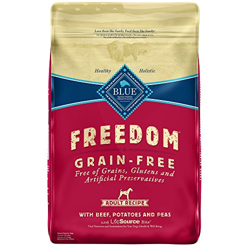 Blue Buffalo Blue Freedom Adult Beef Bag, 11 lb.