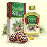 Extra Virgin Siberian Cedar Pine Nut Oil Enriched With 12.5% Cedar Resin 100ml