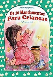 Os 10 Mandamentos Para Crianças - Coleção Porções Especiais da Bíblia, A Capa Pode Variar