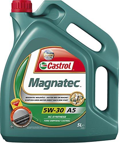 castrol magnatec 5w30  5 litro Castrol Magnatec 5W-30 A5 olio motore; specifico: ACEA A1/B1 ...