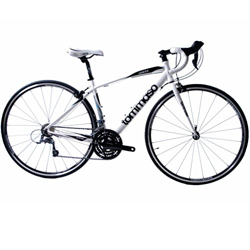 Tommaso Venezia Womens Lightweight Aluminum Sport Road Bike