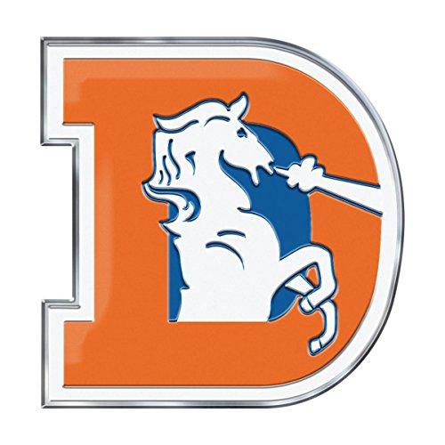NFL Denver Broncos Alternative Color Logo - Alternative Colours