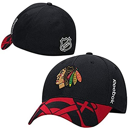 81fecc21b58 coupon for youth chicago blackhawks 2015 center ice draft hat reebok nhl  official cap 186e5 3fd10