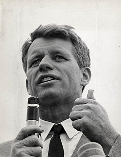 Robert F. Kennedy 24X36 New Printed Poster Rare - Autograph Robert Kennedy