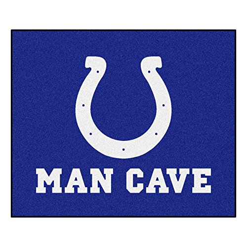 FANMATS 14315 NFL Indianapolis Colts Nylon Universal Man Cave Tailgater - Indianapolis Tailgater Colts