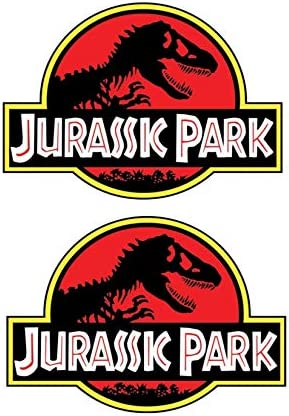 Jurassic Sticker Decal Safari Dinosaur product image