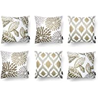 Modern Homes Floral Design Cushion Covers