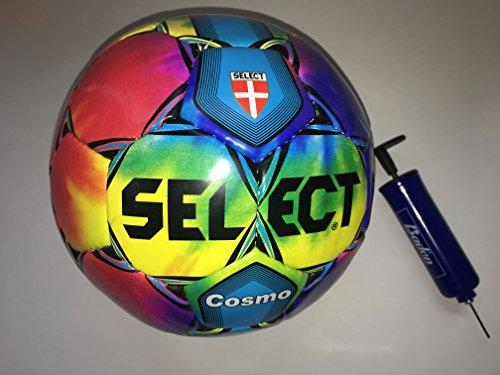 Soccer Ball and Pump Set