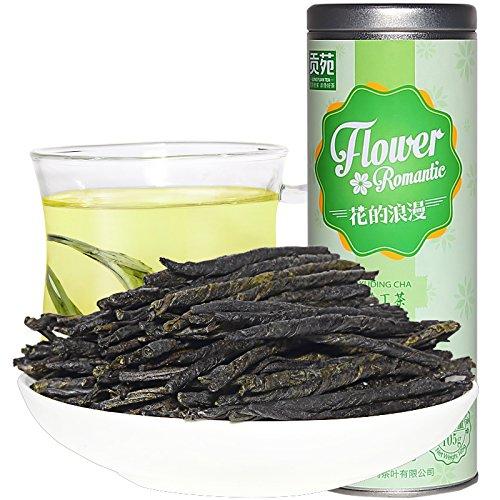 Kudingcha Broadleaf Holly Leaf Tea Chinese Flora Herbal Tea 105g ()