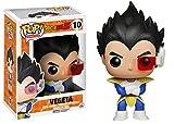 Funko Dragonball Z POP! Anime Vinyl Collectors Set: SS Goku, Vegeta, Piccolo, FF Frieza Action Figure