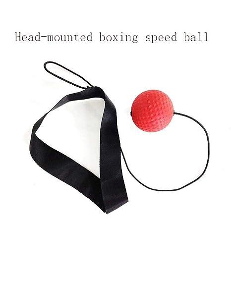 Grayche Reflejo de Boxeo Ball,Bola mágica montada en la Cabeza de ...
