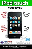 iPod Touch Made Simple, Martin Trautschold, 1439255253