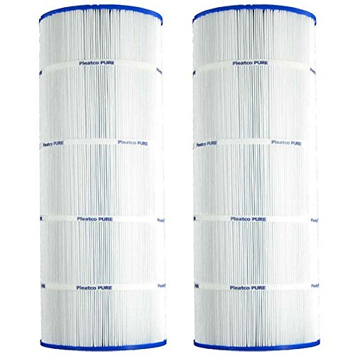 Pleatco PA120 Replacement Filter Cartridge for Hayward Star-Clear Plus C-1200, 2-Pack by Pleatco