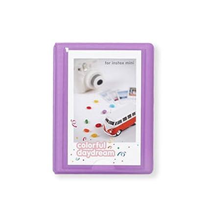 Mini Polaroid Photo Album Instant Fujifilm Instax Camera Small Lavender