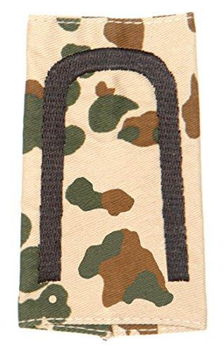 D'épaule Rang Blöchel De Terre Sergent Couleurs Divers Originalae Armée Boucles Insigne Tous Rangs Tropical A Bundeswehr Camouflage tqg0Fqw