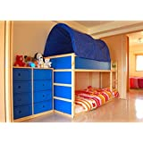 KAO Mart Bed Canopy Tent (Blue)