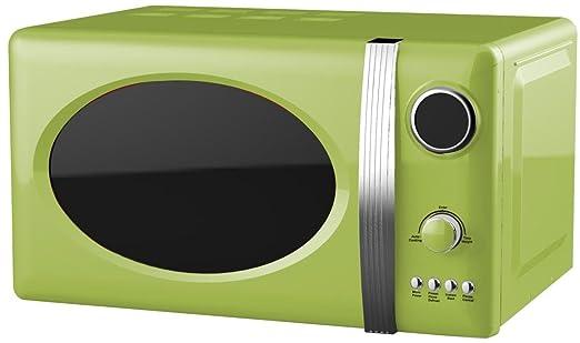 Schaub Lorenz MW823G LG Encimera 23L 800W Cromo, Verde ...