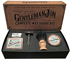 Complete Wet Shave