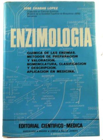 Enzimología: Amazon.es: Jose Chabas Lopez: Libros