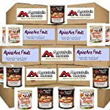 Mountain House Freeze Dried Food & Alpine Aire Foods Gourmet Reserves 3 Months Supply - 2 Adults + 3 Kids - 2 Meals /Day in CANS - new!
