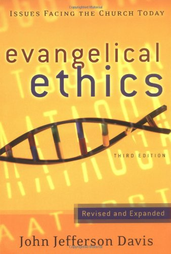 Image of Evangelical Ethics: Issues Facing the Church Today